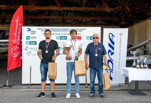 Državno prvenstvo Slovenije v jadralnem letenju 2019 - club class